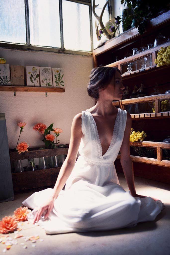 Robe boheme - Christina Sfez - Marcelle