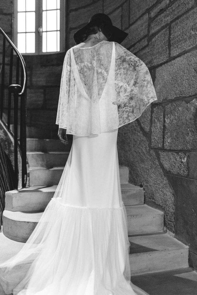 Robe boheme - Manon Gontero - Noce de Jade