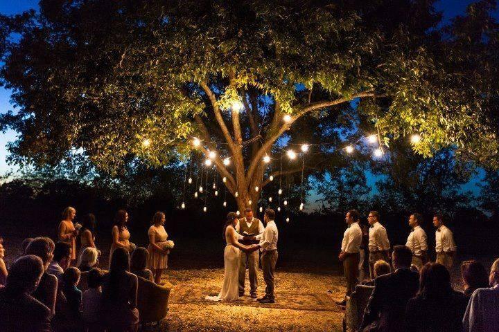 cérémonie de nuit