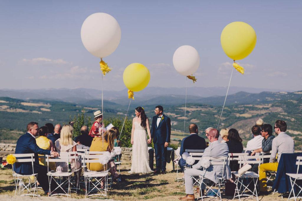 cérémonie mariage provence