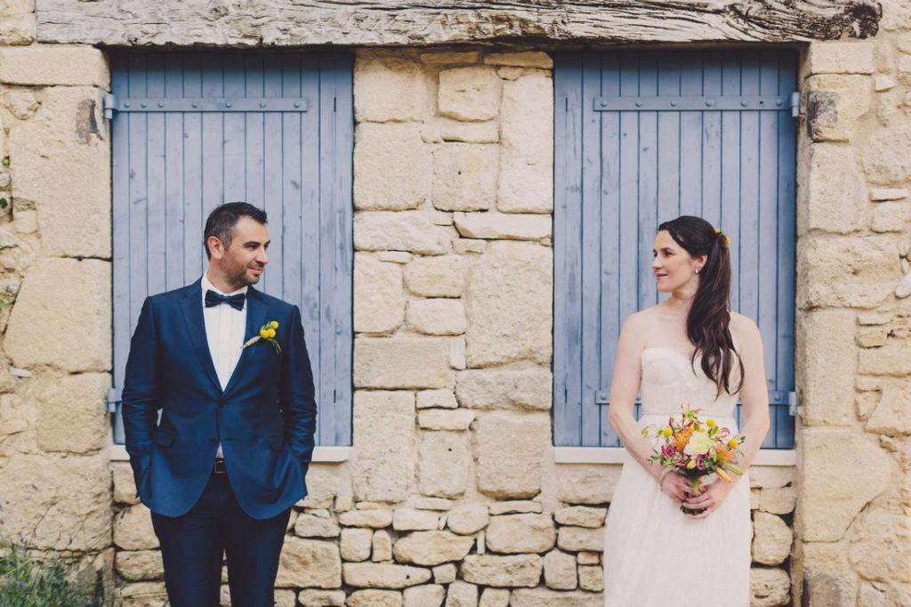 Kristien & Robert - mariage au coeur du Luberon