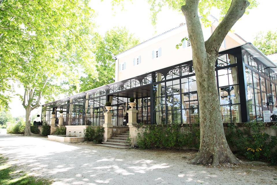 salle de mariage provence