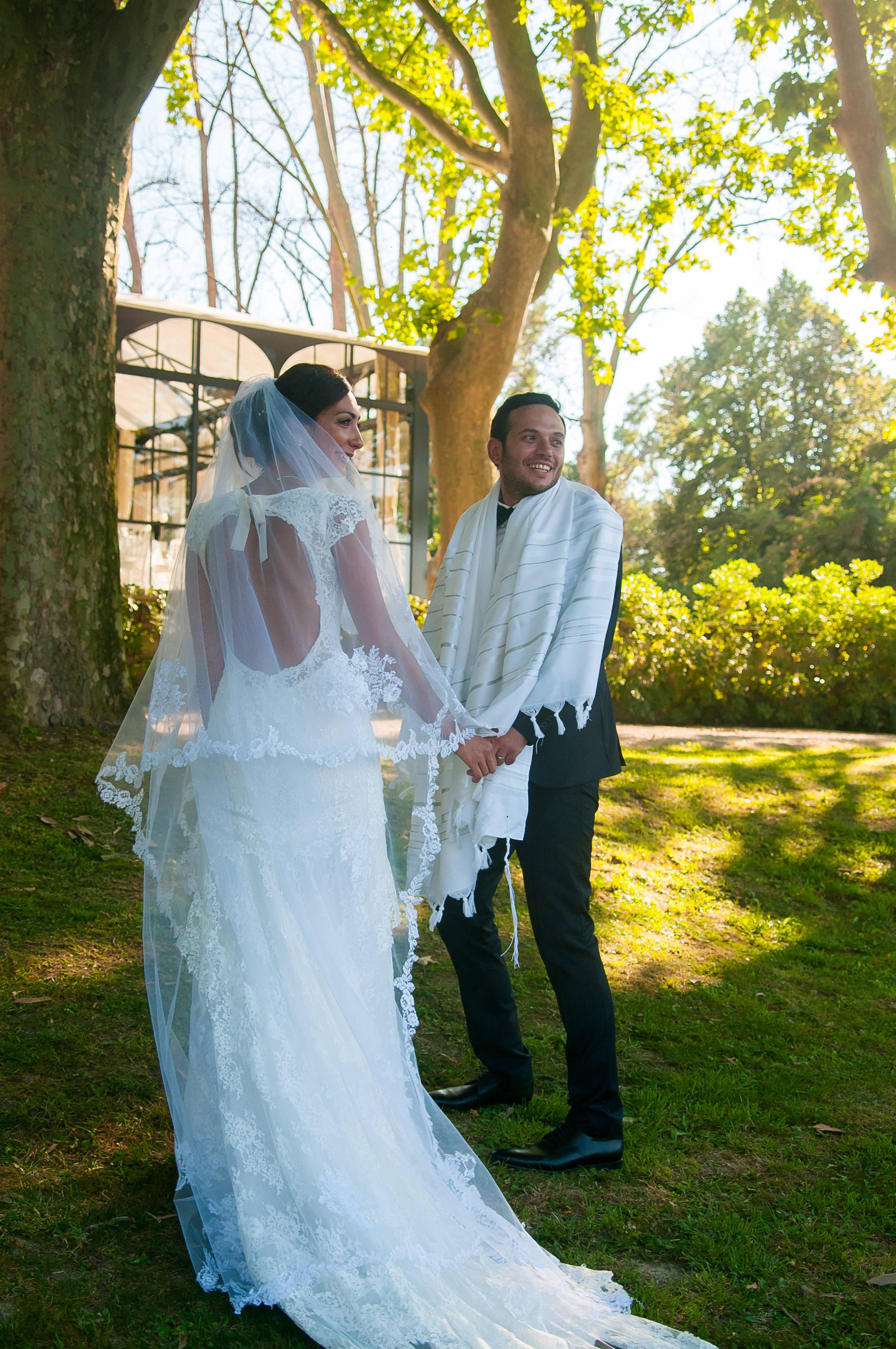 mariage juif G & J