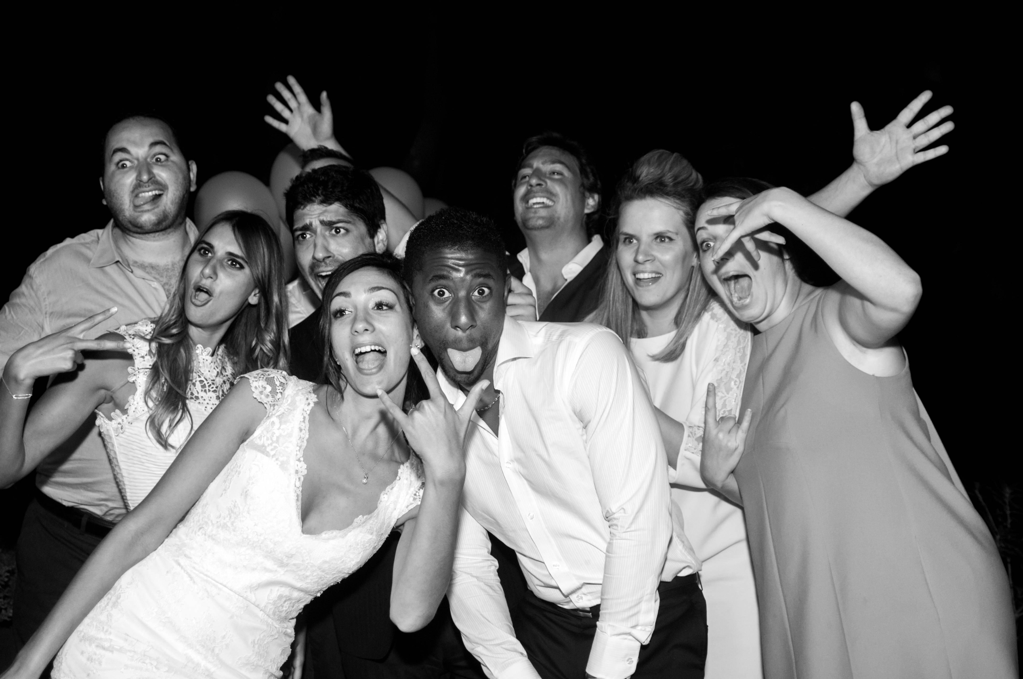 photobooth mariage G & J