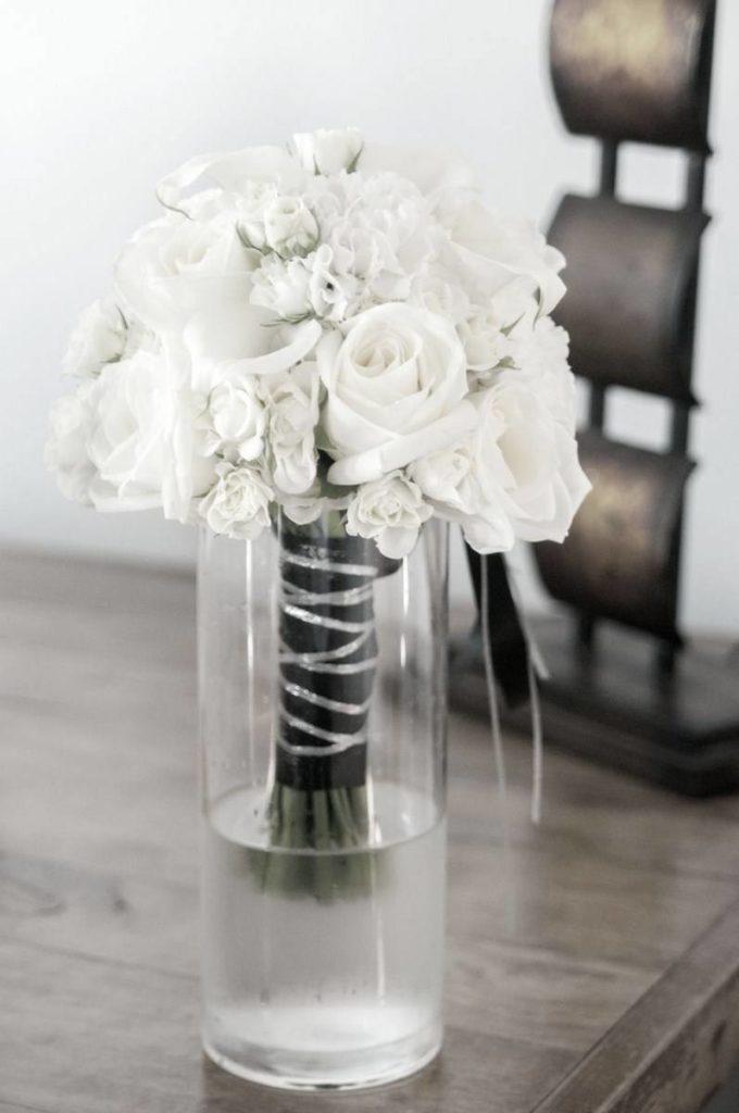 bouquet mariée G & J
