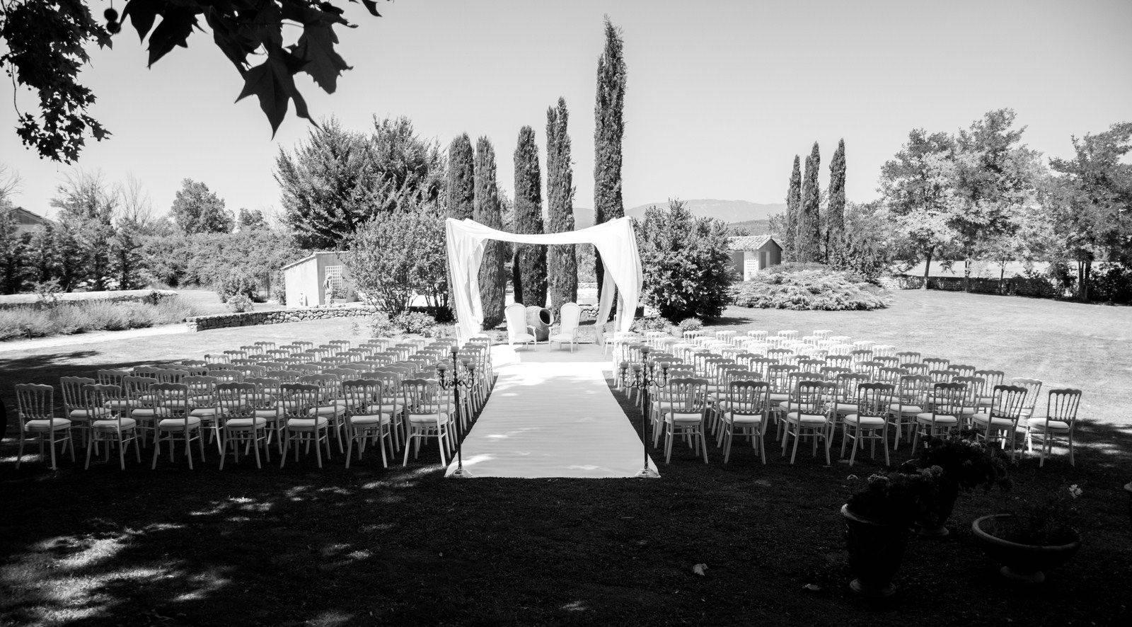 cérémonie mariage hebraique G & J