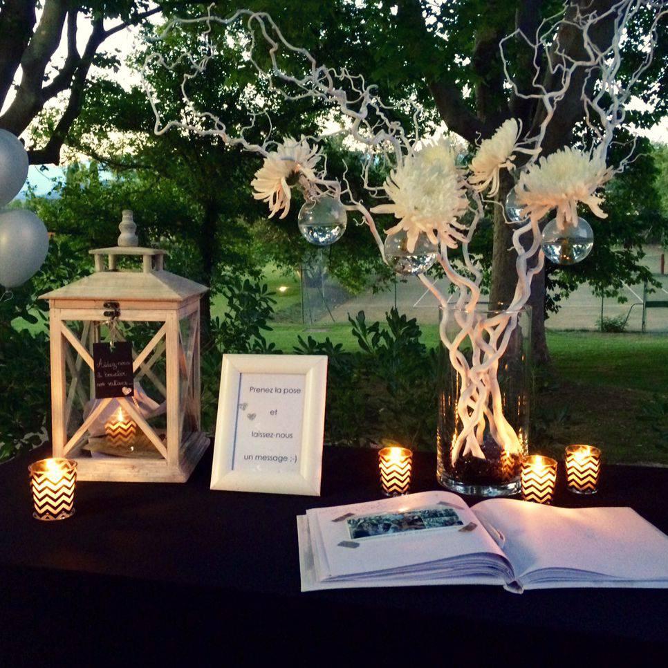 décoration mariage G & J