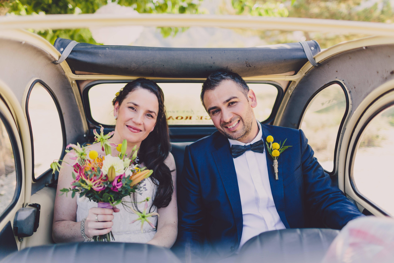 mariage champêtre en provence