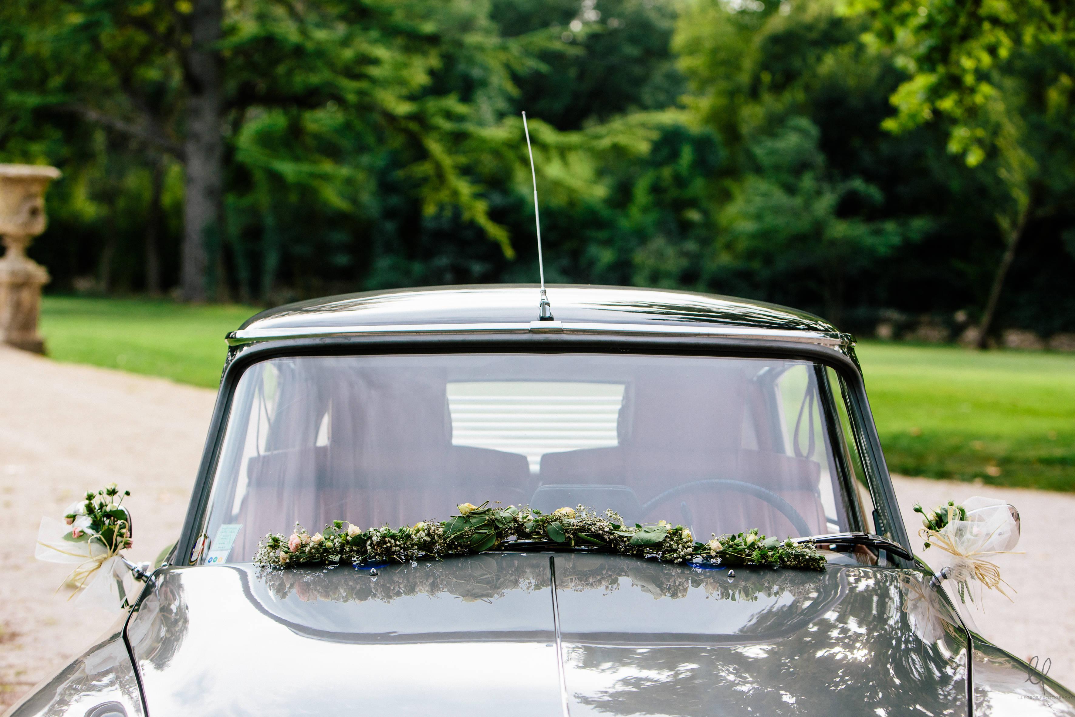 voiture mariage aix en provence