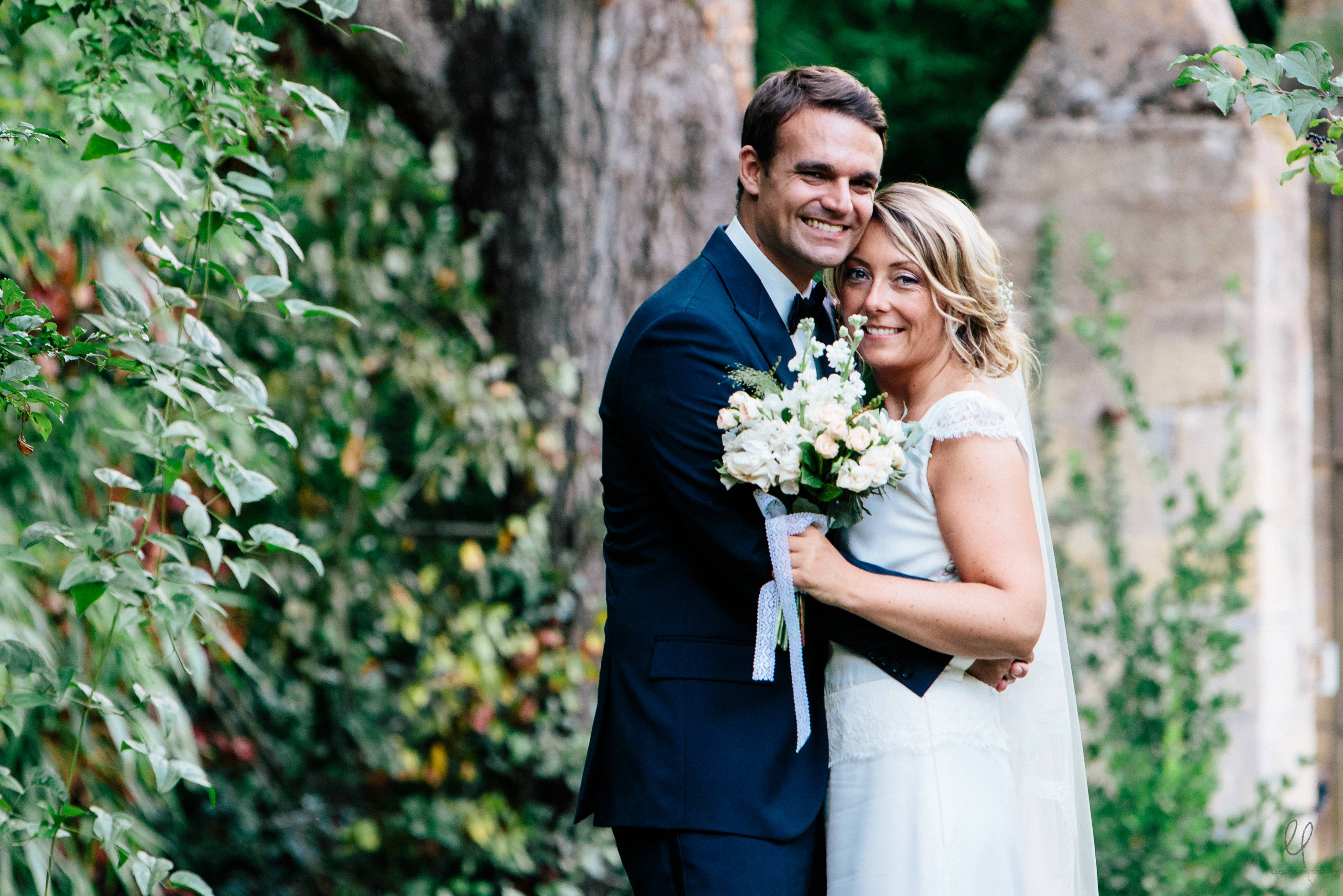 mariage chic en provence