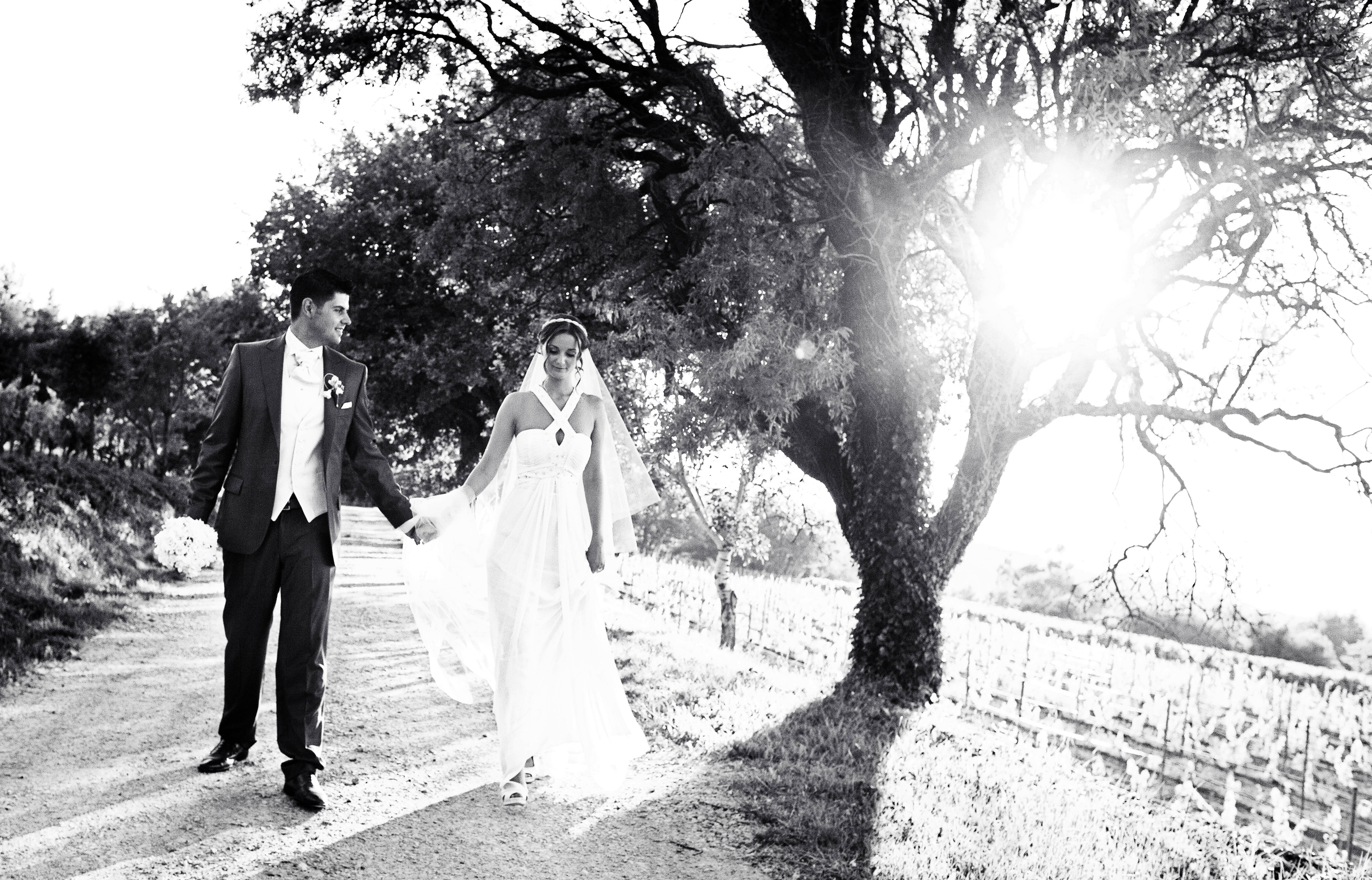 joli mariage en provence