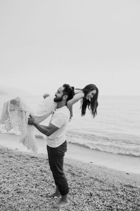 casting mariage bord de mer