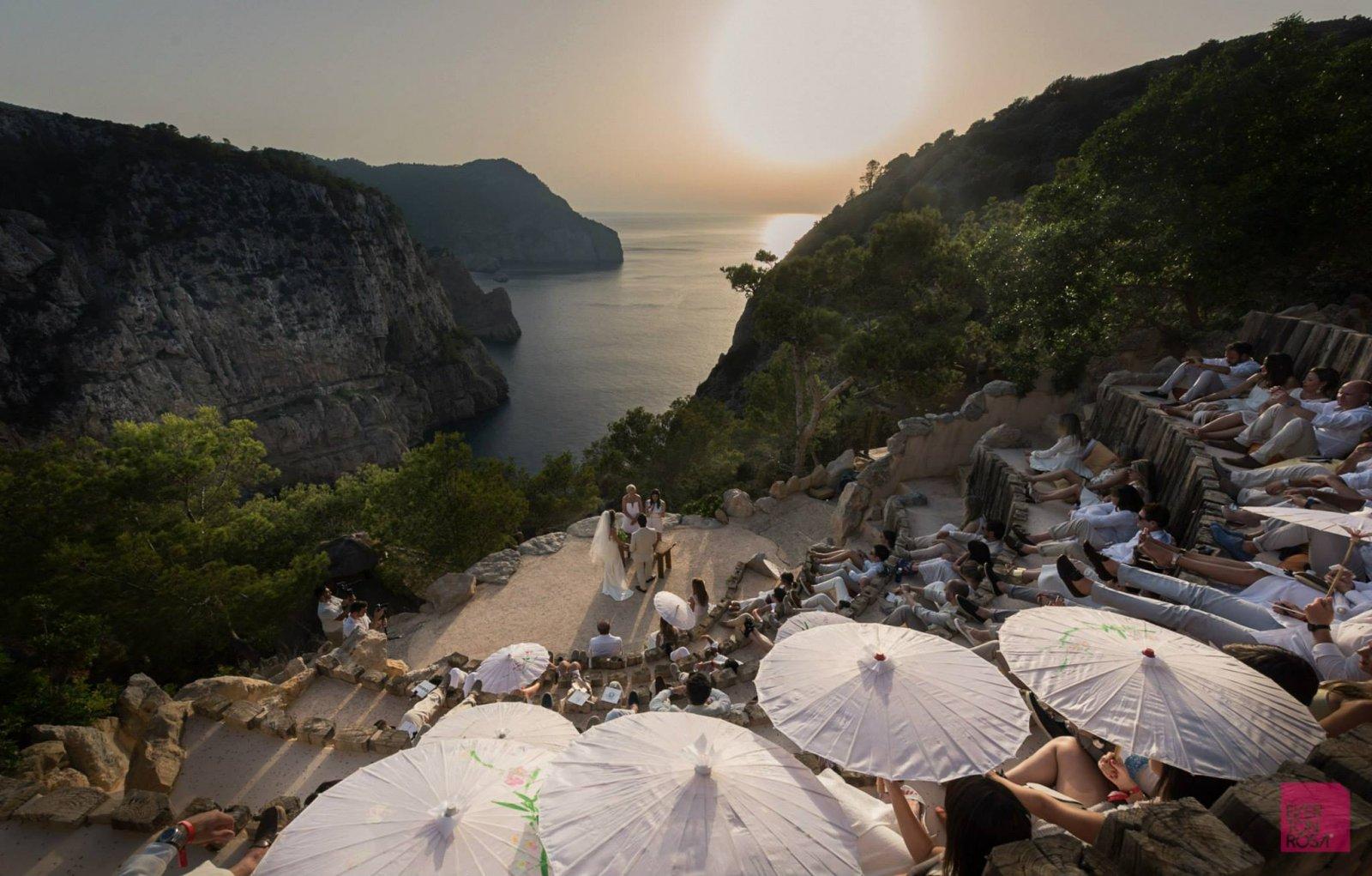 Bords de mer - Nos lieux - Cigales et petits fours - Organisation de mariage