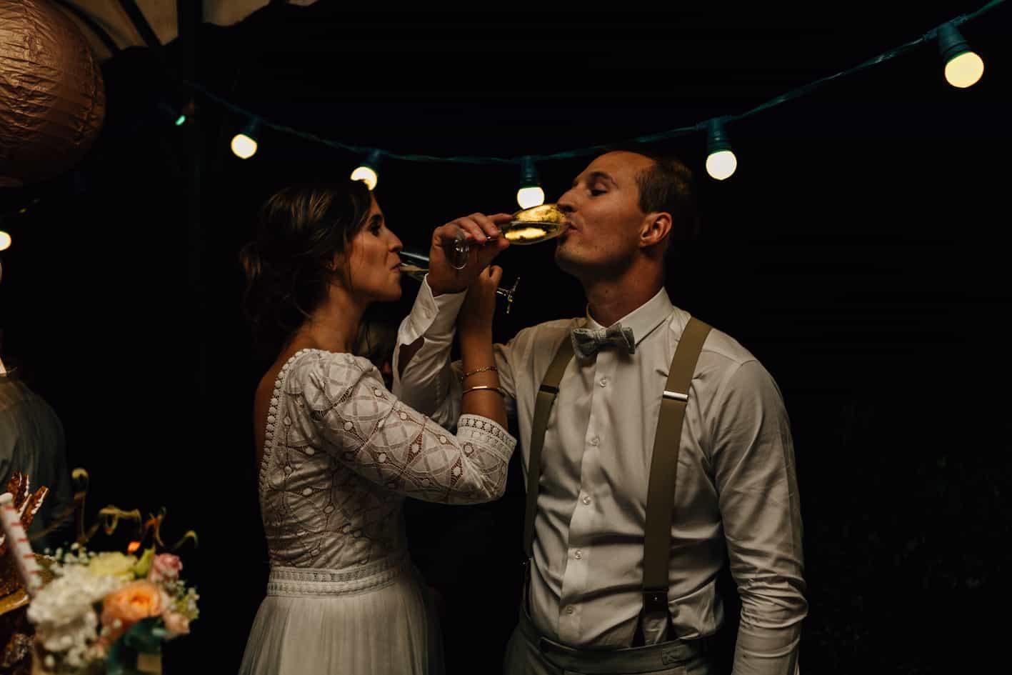 Cigales et Petits Fours - mariage Aix-en-Provence
