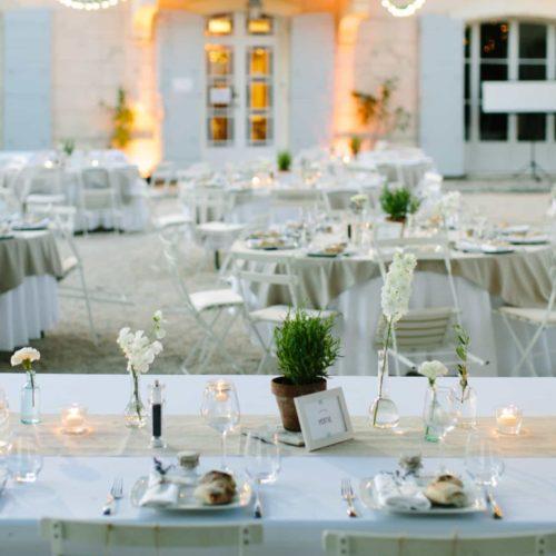 Cigales et Petits Fours - Mariage Provence