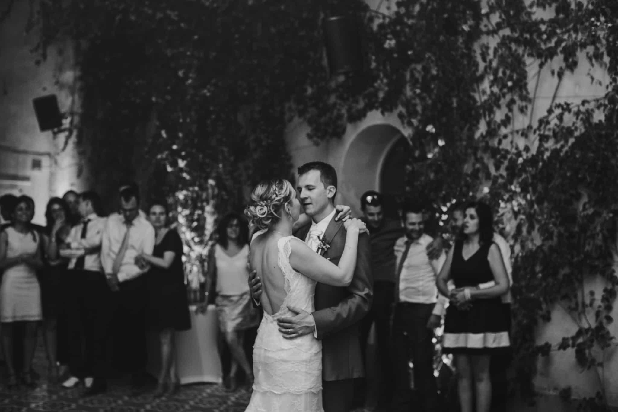 Cigales et Petits Fours - Mariage à Aix-En-Provence