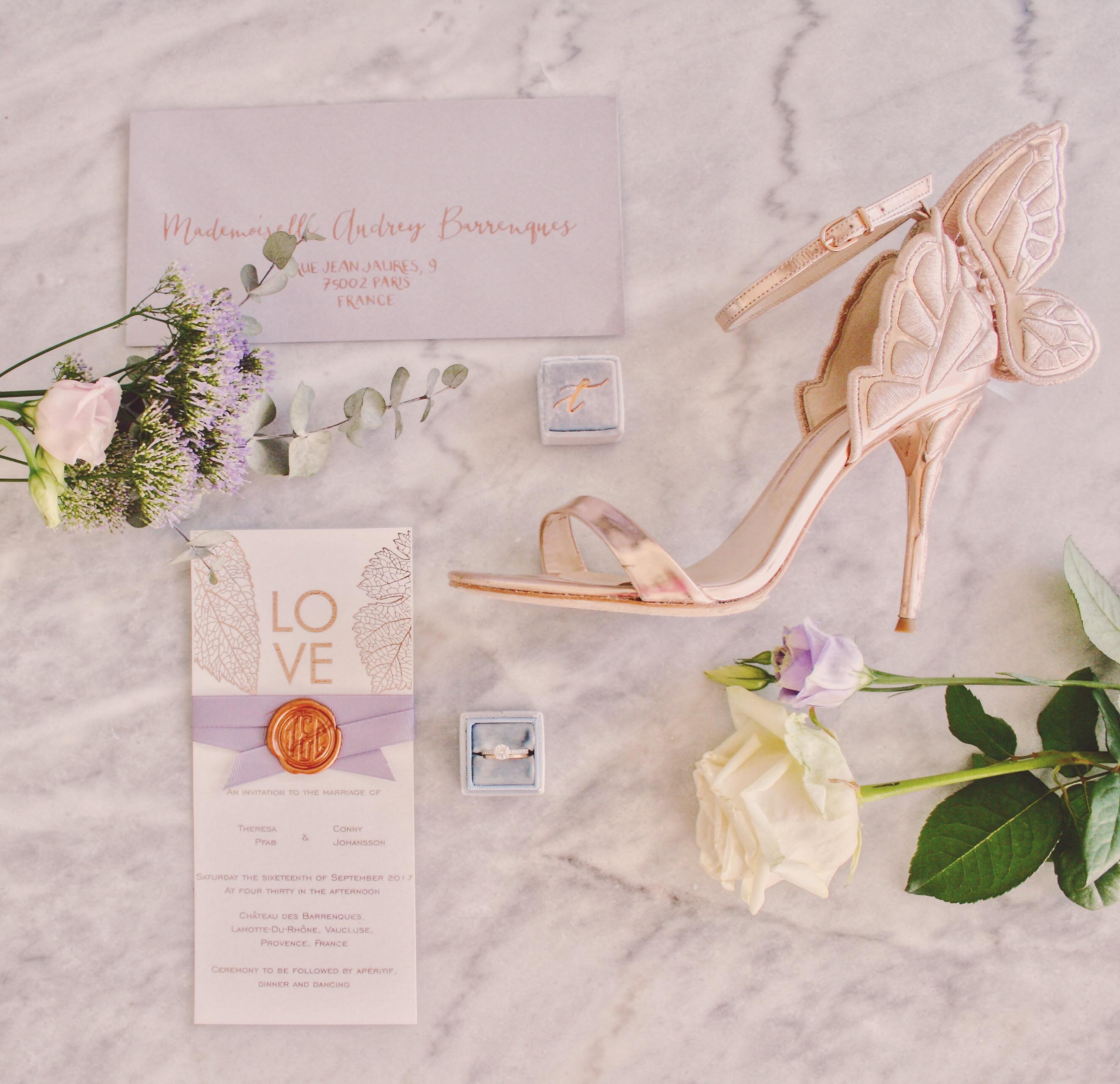 Cigales et Petits Fours - Organisation de mariages Provence