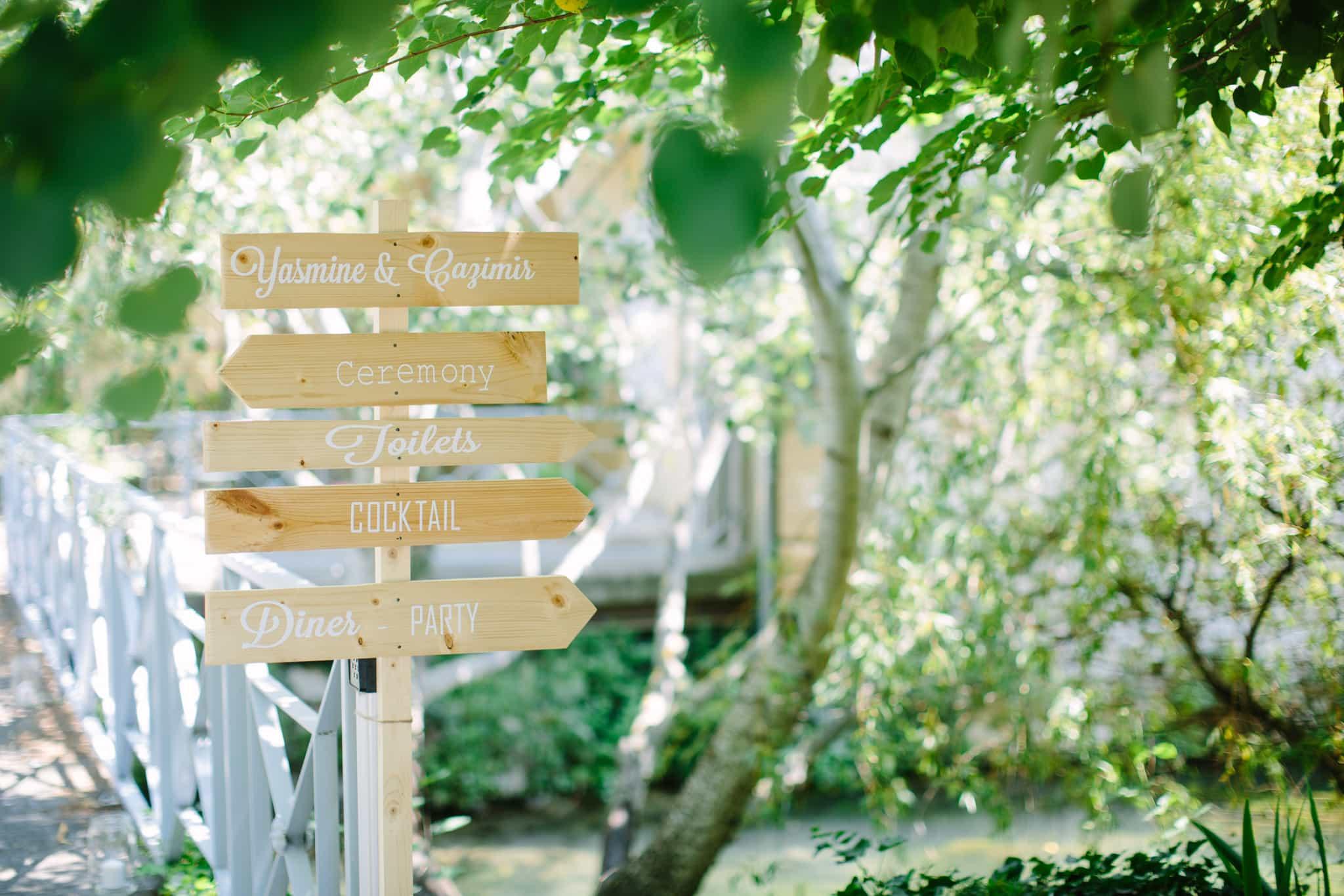 Cigales et Petits Fours - Organisation de mariages Aix en Provence
