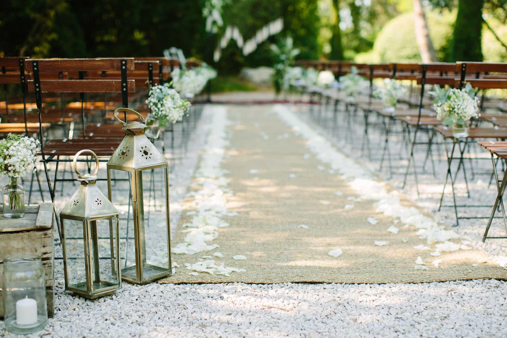 Cigales et Petits Fours - Mariages à Aix-En-Provence