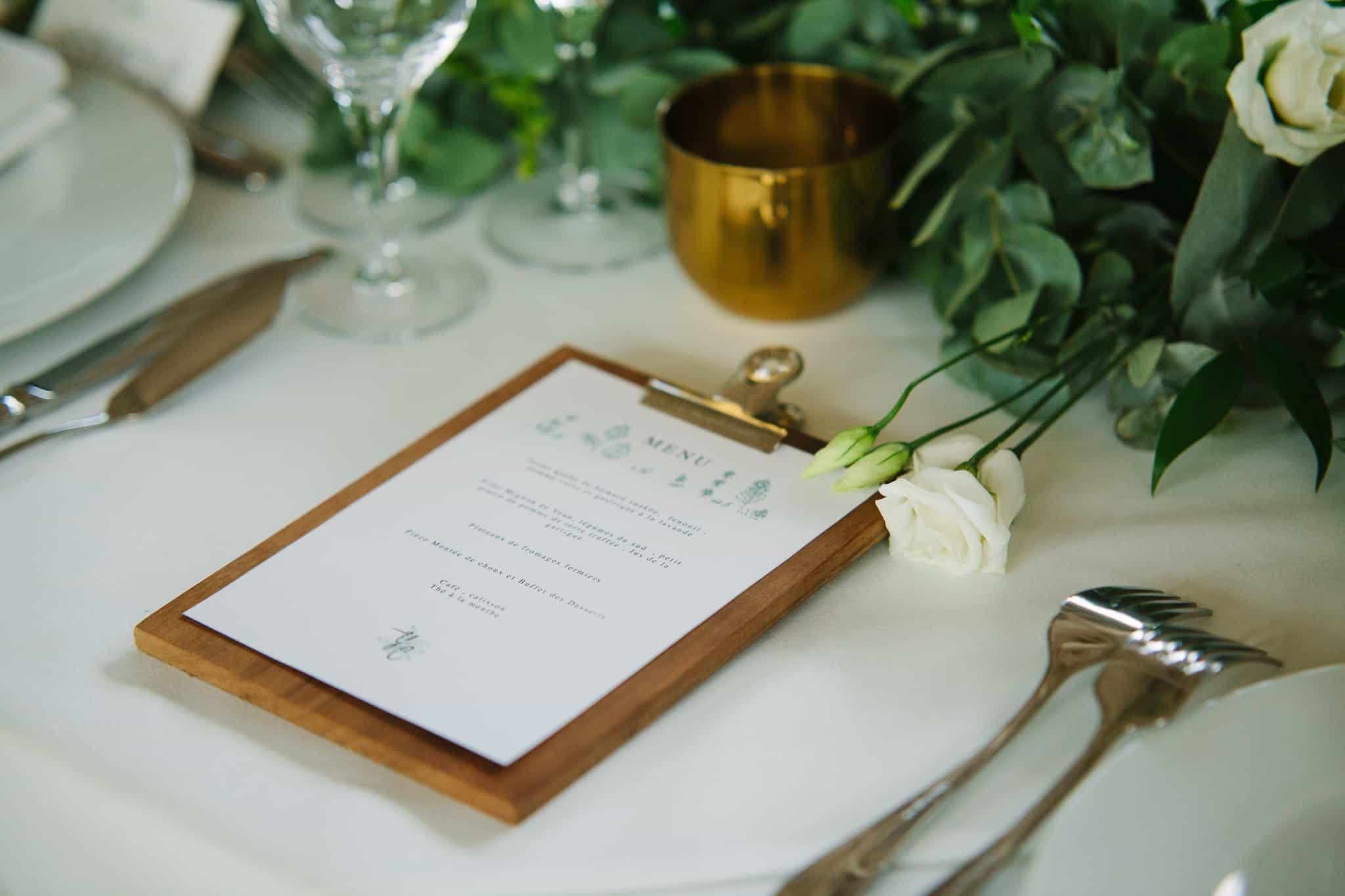 Cigales et Petits Fours - Organisation de mariage à Aix en Provence