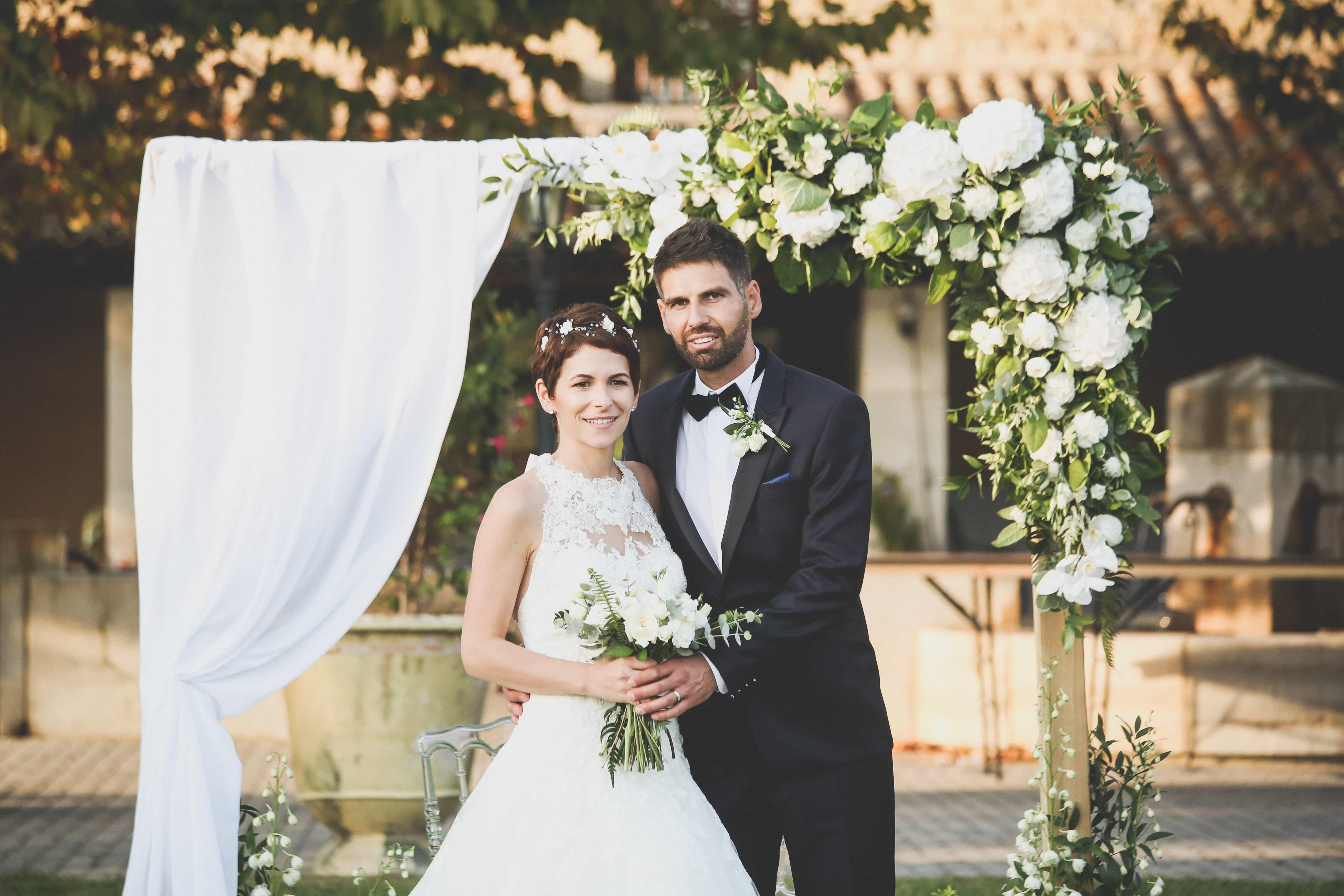 Mission Mariage M6 : Marie wedding planner de Christelle et Romain