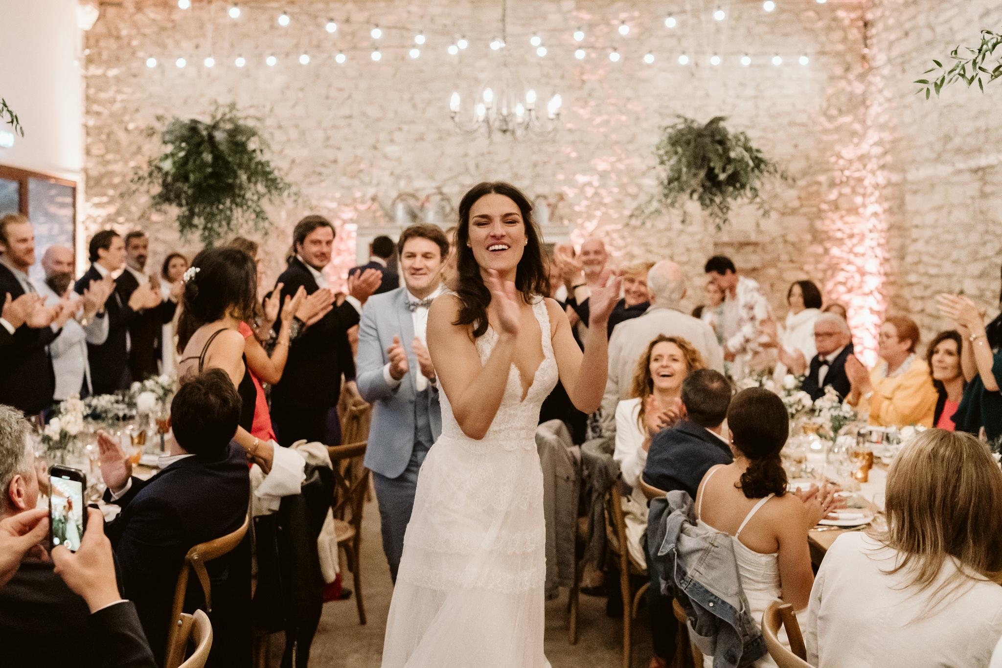Cigales et Petits Fours - Organisation de mariage