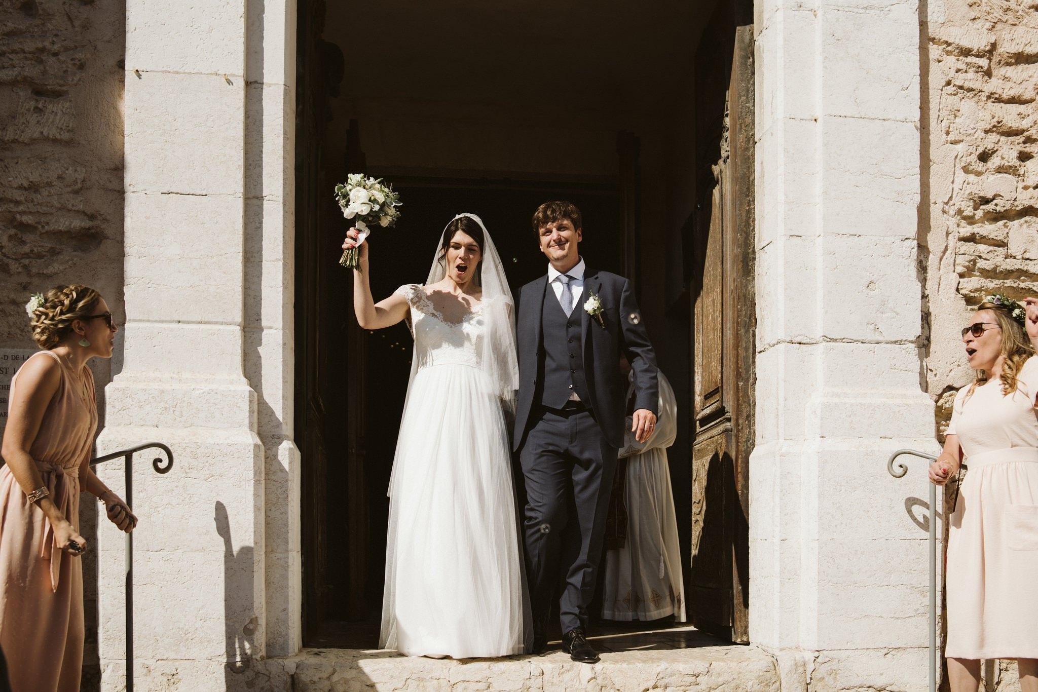 Cigales et Petits Fours - Organiser un mariage