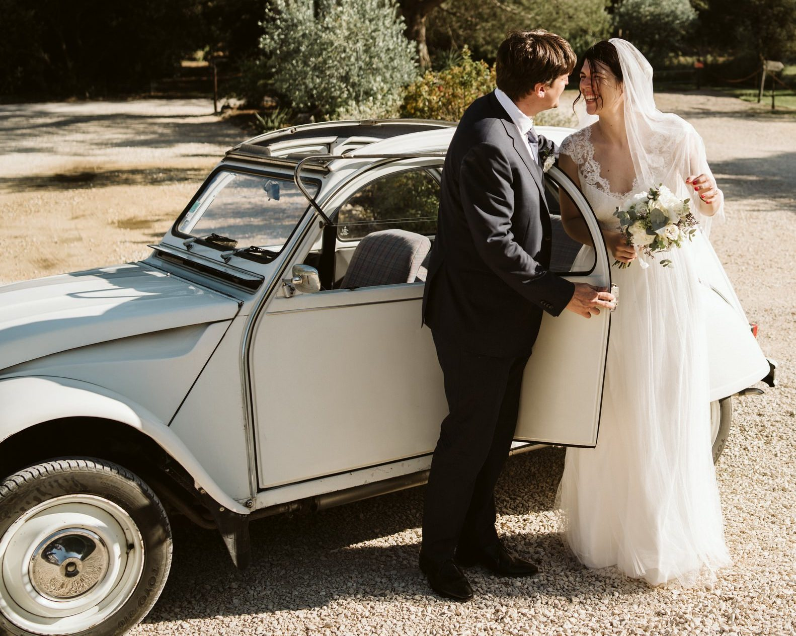 Organiser son mariage : les transports