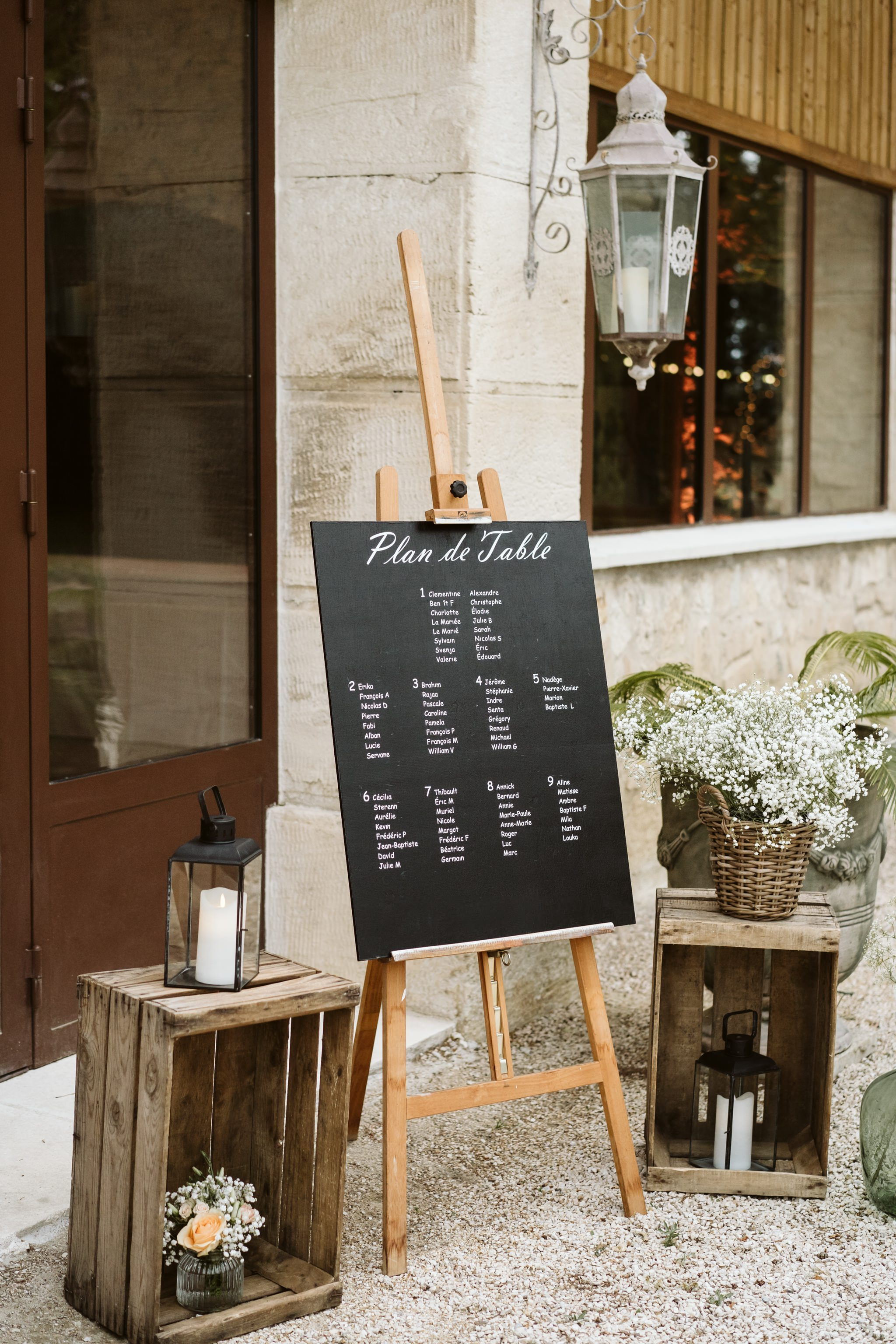 Cigales et Petits Fours - organisation mariage provence