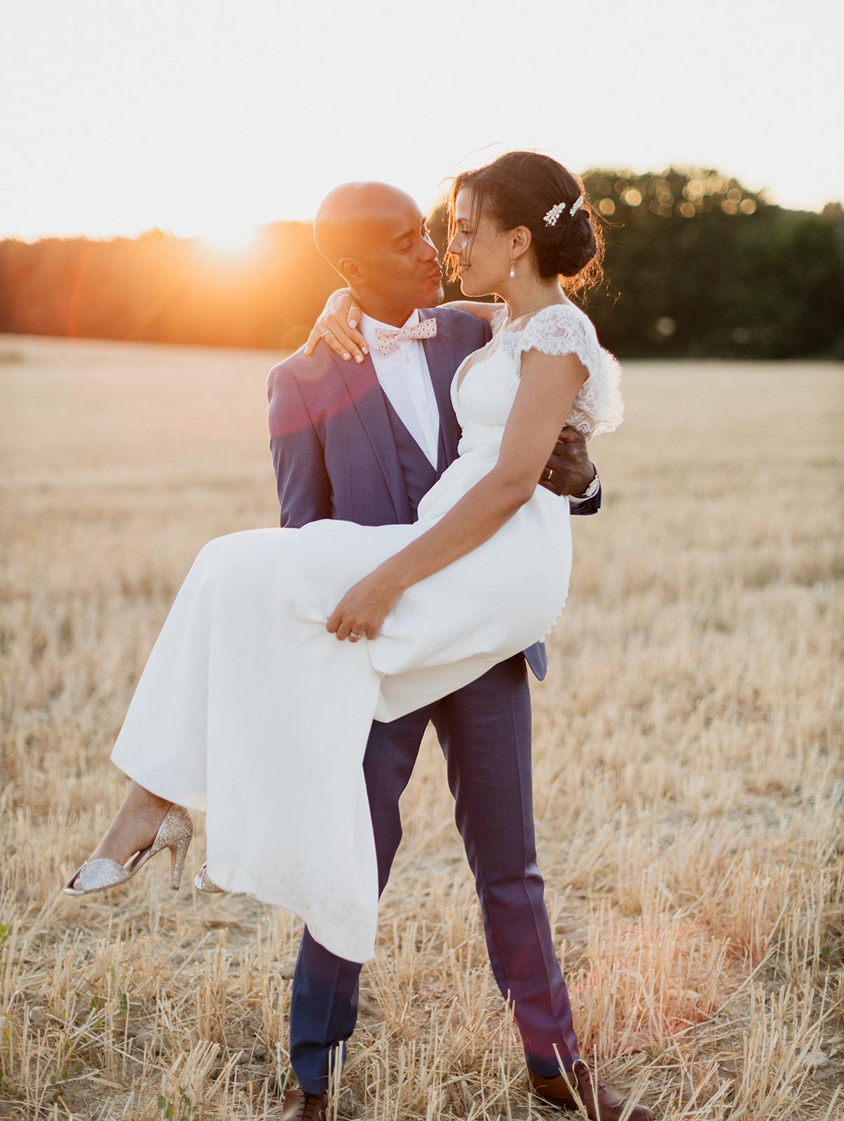 Cigales et Petits Fours - mariage aix en provence
